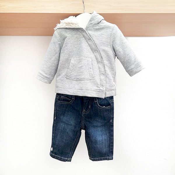 Babycottons Colombia outfit para bebé